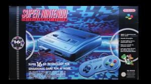 Super Nintendo Basenhet inkl Super Mario World SCN