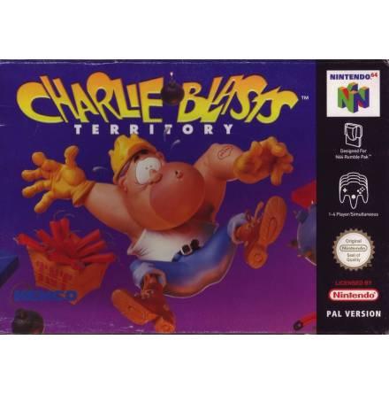 Charlie Blast's Territory