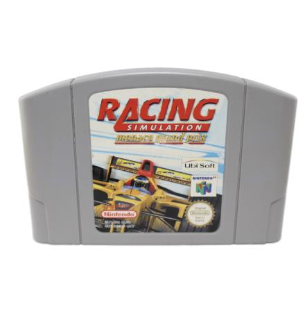 Racing Simulation 2: Monaco Grand Prix