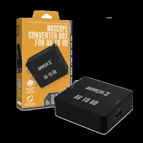 AV to HDMI Converter Nes - Snes - N64 - GC