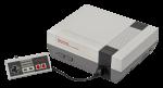 NES/SNES AC Adapter / Strömkabel (Blå kontakt)